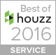"""Designs By Gia Wins """"Best of Houzz 2016"""" award for customer service"""