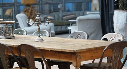 Adding Vintage Furnishings