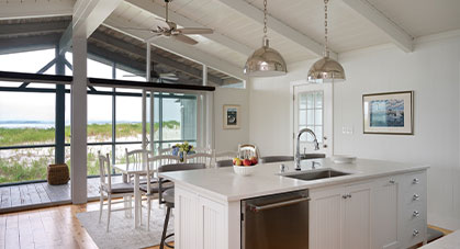 Recent Project: Designing and Renovating a Family Beach Retreat